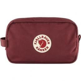 Несессер Fjallraven Kanken Gear Bag, темно-красный, 6,5х19,5х12 см, 2 л