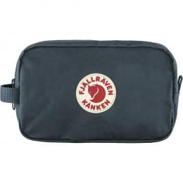 Несессер Fjallraven Kanken Gear Bag, темно-синий, 6,5х19,5х12 см, 2 л