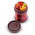 Термос для еды LaPlaya Food Container (0,35 литра), красный пригодится для туризма, рыбалки, охоты и повседневного использования, фото  (3)