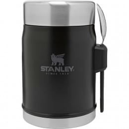Термос для еды Stanley Classic  0.4 л, черный