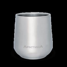 Кружка Арктика (0,43 литра), стальная