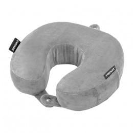 Подушка для путешествий Wenger с эффектом памяти,серая, 27x8x26 см