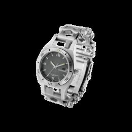 Часы Leatherman TREAD TEMPO LT (узкие), серебристые