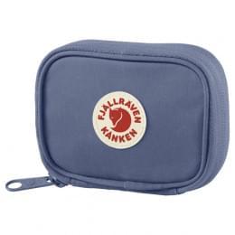 Кошелек Fjallraven Kanken Card Wallet, светло-синий, 11х7,5х2 см