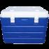 Изотермический контейнер (термобокс) Арктика (60 л.), синий пригодится для туризма, рыбалки, охоты и повседневного использования, фото  (1)