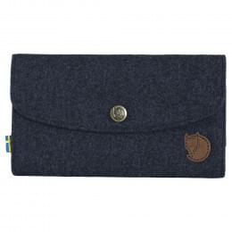 Кошелек Fjallraven Norrvage Travel Wallet, темно-синий, 19х2х11 см