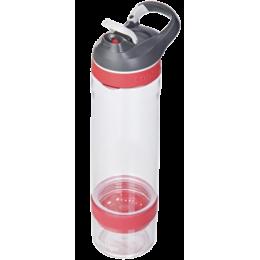 Бутылка Contigo Cortland infuser (0,75 литра), розовая