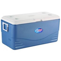 Изотермический контейнер (термобокс) Coleman 100 QT Xtreme 5 Cooler (96 л.), голубой