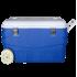Изотермический контейнер (термобокс) Арктика (100 л.), синий пригодится для туризма, рыбалки, охоты и повседневного использования, фото  (1)
