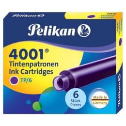 Pelikan Чернила (картридж), фиолетовые, 6 шт в упаковке