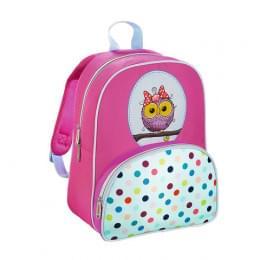 Рюкзак Hama SWEET OWL розовый/голубой