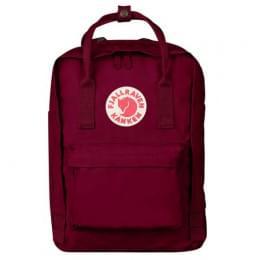 """Рюкзак Fjallraven Kanken Laptop 13"""", бордовый, 25х16х35 см, 13 л"""