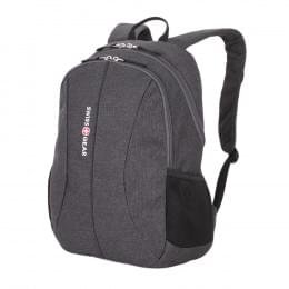 Рюкзак Swissgear 13'', cерый, 33х16х45 см, 23 л
