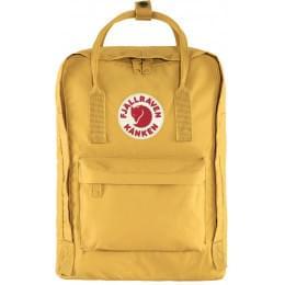 """Рюкзак Fjallraven Kanken Laptop 13"""", желтый, 25х16х35 см, 13 л"""
