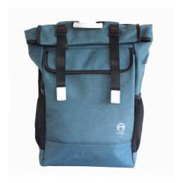 Рюкзак Vargu becity-x, бирюзовый, 32х44х17 см, 22 л