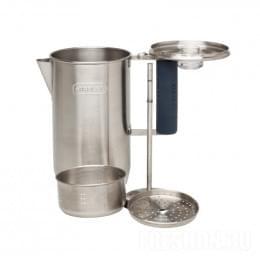 Стальной чайник Stanley Adventure с системой заварки кофе и чая