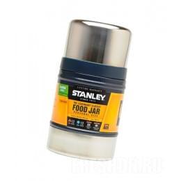 Термос Stanley Classic Vacuum Flask 0.5L синий
