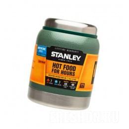 Термос Stanley Adventure Food 0,41L Зеленый