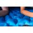 Надувной коврик Klymit Static V Double Blue, синий пригодится для туризма, рыбалки, охоты и повседневного использования, фото  (3)