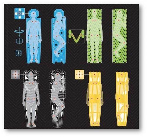 Фото технологии и формы ковриков klymit (рис 1.)